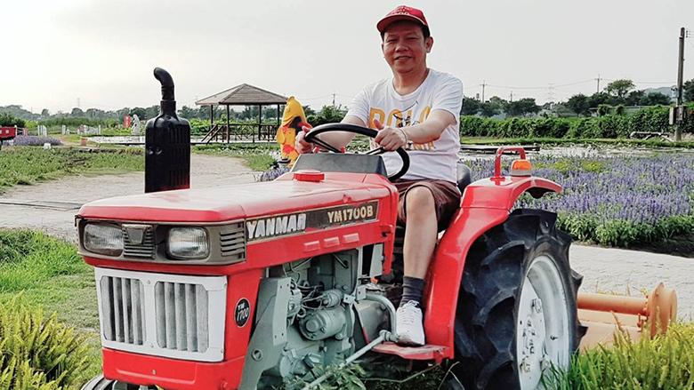 ดร. ธีรเกียรติ์ เกิดเจริญ : พลิกโฉมเกษตรกรไทยกับปัญหาที่ยิ่งใหญ่กว่าโควิด-19 (TH/EN)