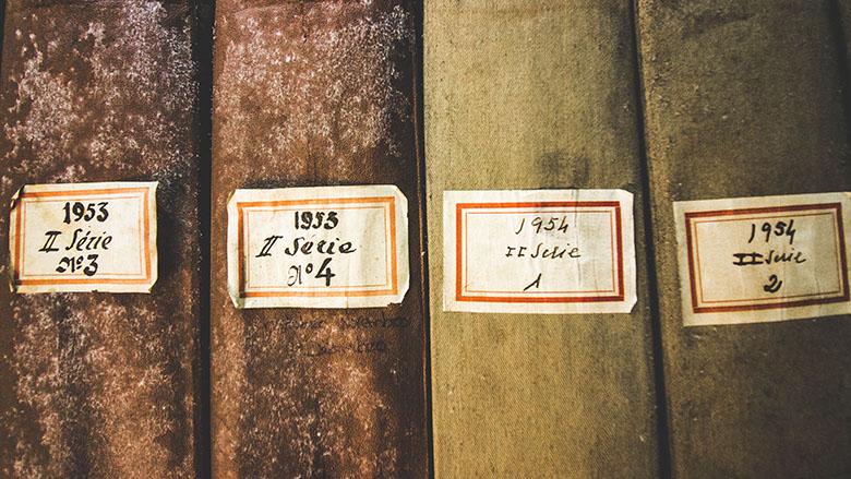 นักจดหมายเหตุ...ผู้รักษาประตูแห่งอดีต