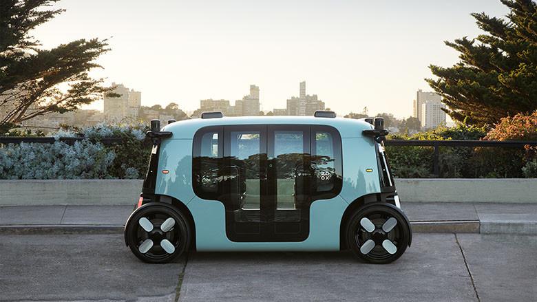 Zoox นวัตกรรมรถยนต์ไร้คนขับ ที่มากกว่าด้วยความปลอดภัย
